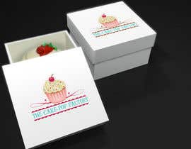 topcoder10 tarafından Logo Design for The Cake Pop Factory için no 144