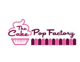 nº 96 pour Logo Design for The Cake Pop Factory par ulogo