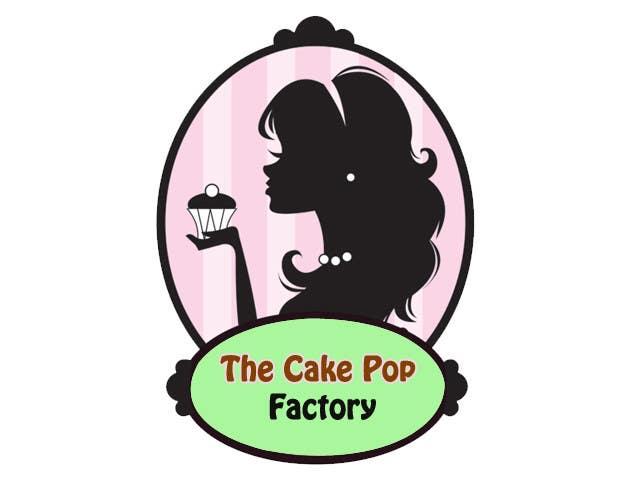 Logo Design for The Cake Pop Factory Graphic Design ...