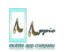 Nro 29 kilpailuun Design a Logo for a mobile app company käyttäjältä manuel1979