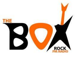 Nro 151 kilpailuun Diseñar un logotipo for TheBoxFM käyttäjältä saeidas