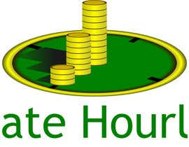 #19 untuk Design a Logo for Rate Hourly oleh zweryok