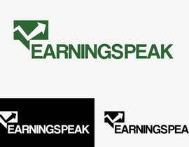#27 untuk Design a Logo for earningspeak.com oleh lucaszrbt