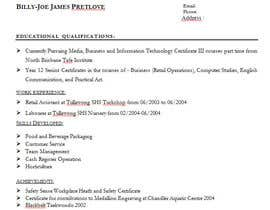 #3 para need my resume fix ASAP por rohanski1