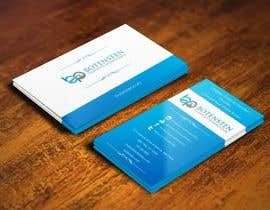 #176 para Design Business Card for NYC Real Estate Firm por pointlesspixels