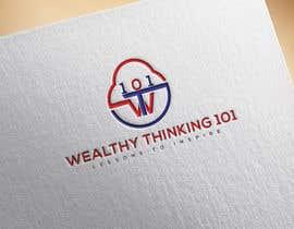 Nro 318 kilpailuun Wealthy Thinking 101 Logo Design Contest käyttäjältä CreateUniqueDSGN