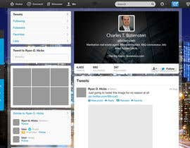 #22 cho Design Twitter Background for NYC Real Estate Firm bởi gopinathnaidu