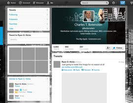 #23 cho Design Twitter Background for NYC Real Estate Firm bởi gopinathnaidu