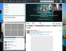 #24 cho Design Twitter Background for NYC Real Estate Firm bởi gopinathnaidu