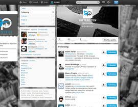 #14 cho Design Twitter Background for NYC Real Estate Firm bởi draison