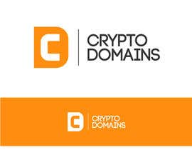 #69 cho Design a Logo for CryptoDomains.com bởi logonation