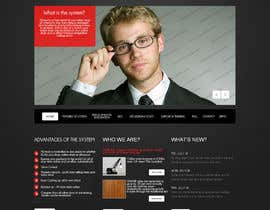 #6 para Website Design for TillSmart por Boiw