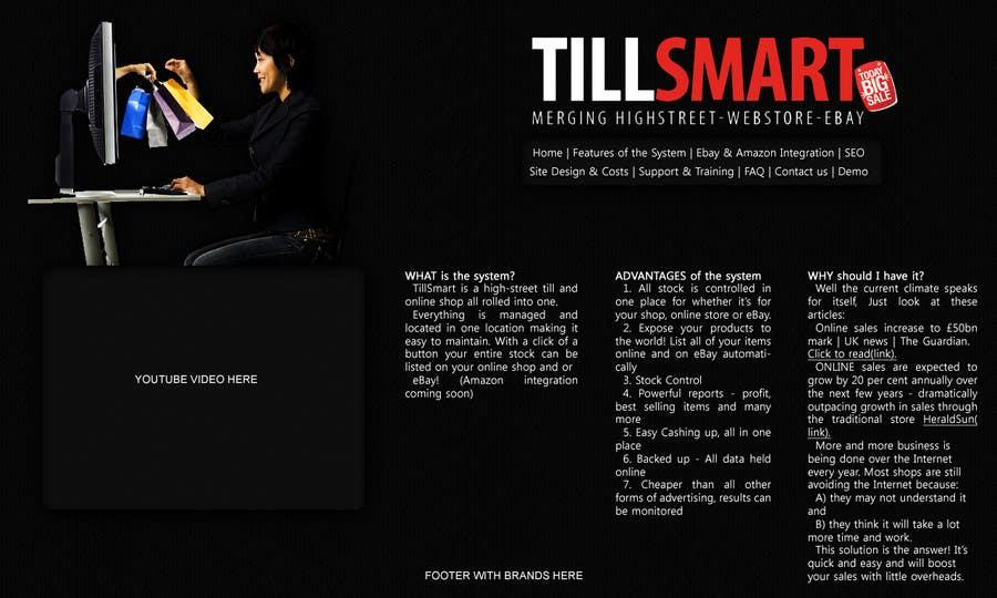 Contest Entry #                                        3                                      for                                         Website Design for TillSmart