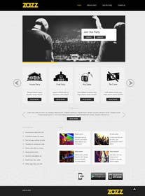 #13 para Design a beautiful landing page for my website por zicmedia