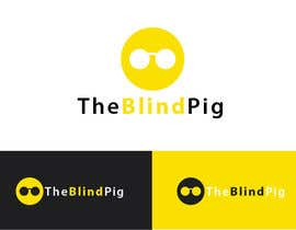 "#61 untuk Design a Logo for ""The Blind Pig"" - A Marijuana Retail Store oleh alfonself2012"