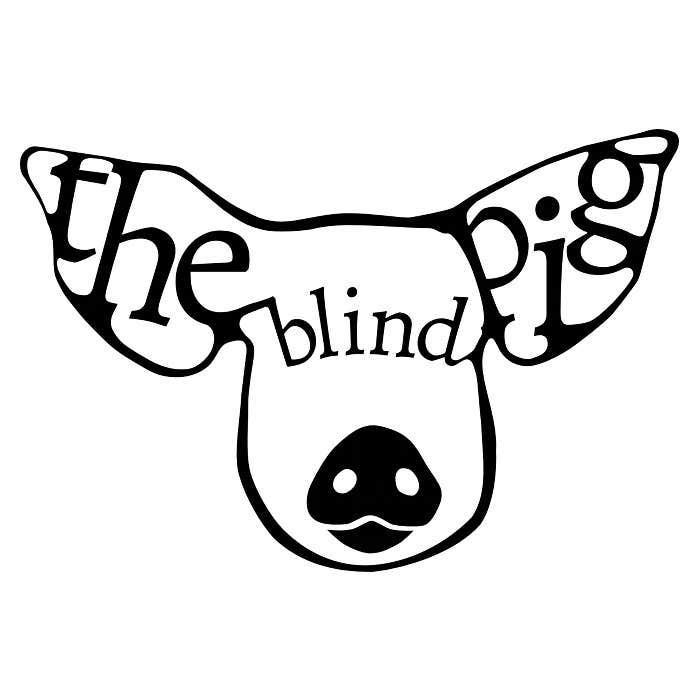 """#68 for Design a Logo for """"The Blind Pig"""" - A Marijuana Retail Store by borsuczysko"""