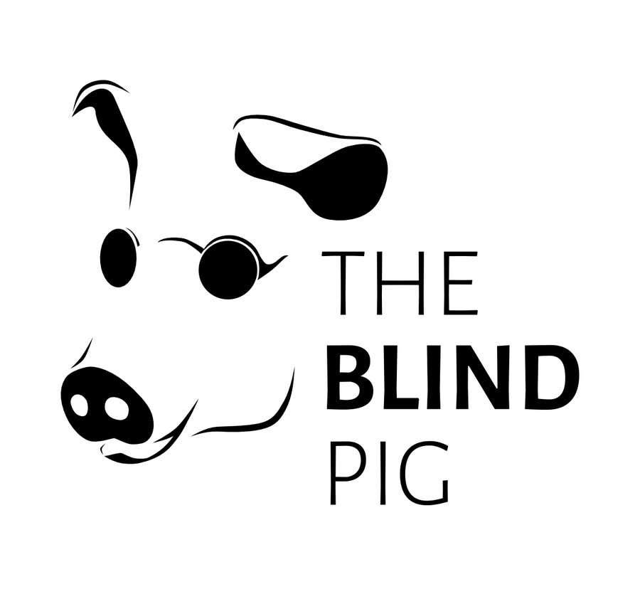 """#121 for Design a Logo for """"The Blind Pig"""" - A Marijuana Retail Store by borsuczysko"""