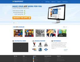 #4 for Wordpress Theme Design for FB App Spot by wabdesigner