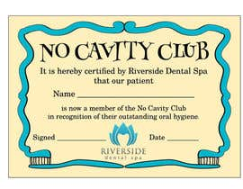 #14 cho I need some Graphic Design for a dental surgery Patent award certificate bởi tjayart