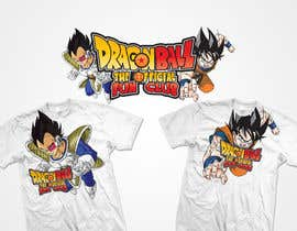 nº 28 pour Dragonball the official fan club par genqydy