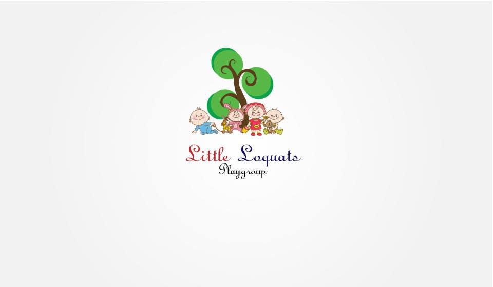 Konkurrenceindlæg #8 for Design a Logo for children's playgroup