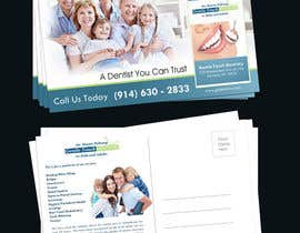 #17 para Recall Postcard for dental office por natspearldesign