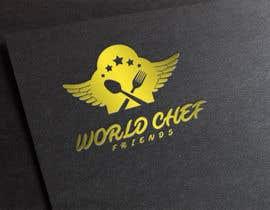 Nro 29 kilpailuun Design a Logo world chef friends käyttäjältä puphayath2016