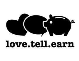 "addytorials tarafından Design a Logo for the online shop ""love tell earn"" için no 56"