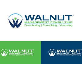 #68 untuk Design a Logo for Walnut Management Consulting an International Business & Management Consulting Organization oleh sagorak47