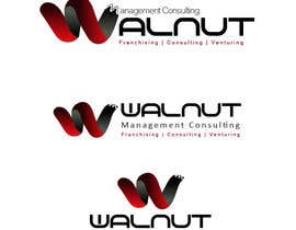#82 untuk Design a Logo for Walnut Management Consulting an International Business & Management Consulting Organization oleh Rakhshandaabbasi
