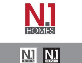 #51 for Design a Logo for N1Homes (Number1Homes) by artdesignhn