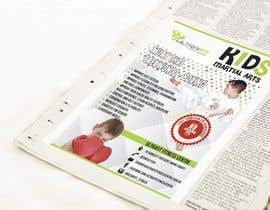 #24 for Design a Flyer for Kids Martial Arts Classes by SagarChitrakar