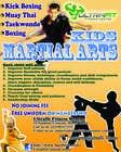 Graphic Design Inscrição do Concurso Nº5 para Design a Flyer for Kids Martial Arts Classes