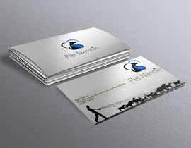 #25 para Design some Business Cards for Pet Nannie por Neruna