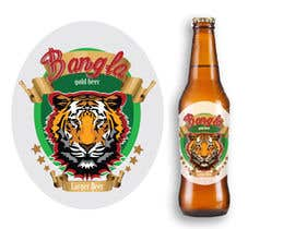 #3 for Bangla gold beer af edurdesign
