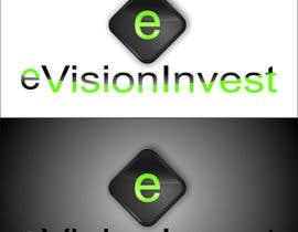#88 para Logo design for eVisionInvest por TATHAE