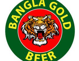 #11 for Bangla gold beer by Hkgdesign