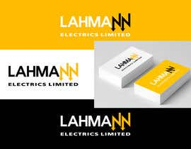nº 27 pour Design a Logo for Lahmann Electrics Limited par tobyquijano