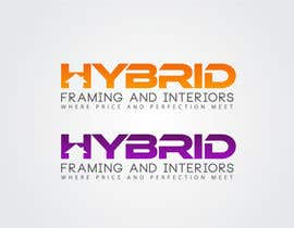 #81 for Hybrid logo - repost by sproggha