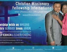 petersamajay tarafından Church Livestream flyer için no 25