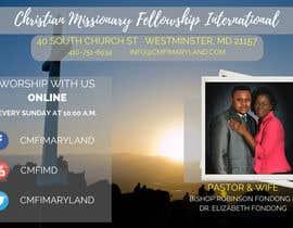 otomesan tarafından Church Livestream flyer için no 16