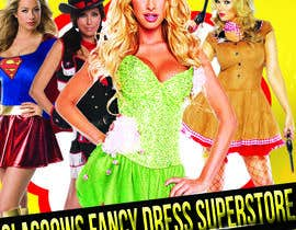 #56 for Design a Flyer for Fancy Dress Business af andrei11