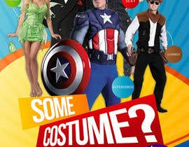 nº 52 pour Design a Flyer for Fancy Dress Business par rimskik
