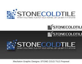 #103 for Design a Logo for Stone Cold Tile by Mechaion