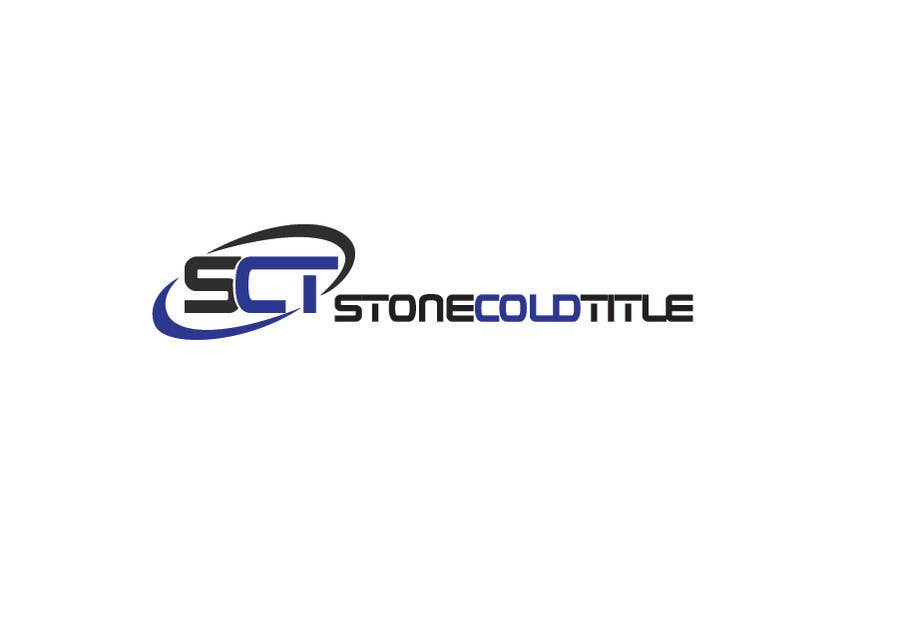 #137 for Design a Logo for Stone Cold Tile by naimatali86