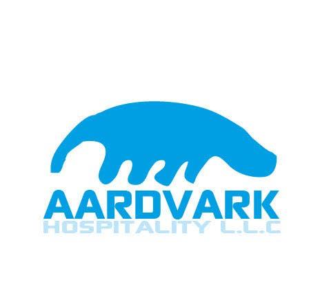 Konkurrenceindlæg #51 for Logo Design for Aardvark Hospitality L.L.C.