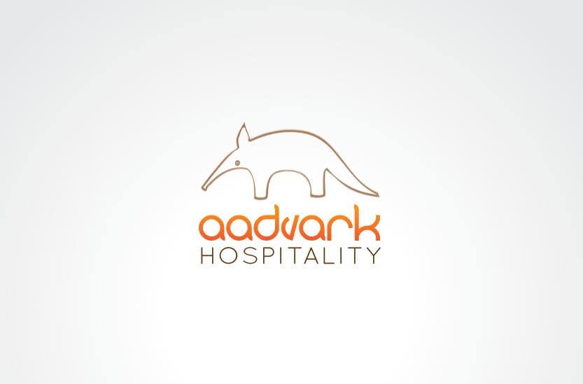 Konkurrenceindlæg #87 for Logo Design for Aardvark Hospitality L.L.C.