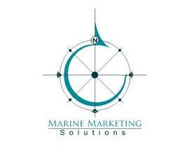 nº 78 pour Design a Logo for Marine Marketing Company par threedrajib
