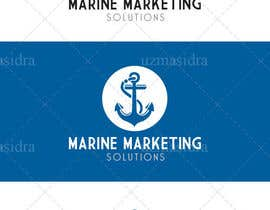 #68 for Design a Logo for Marine Marketing Company af uzmasidra