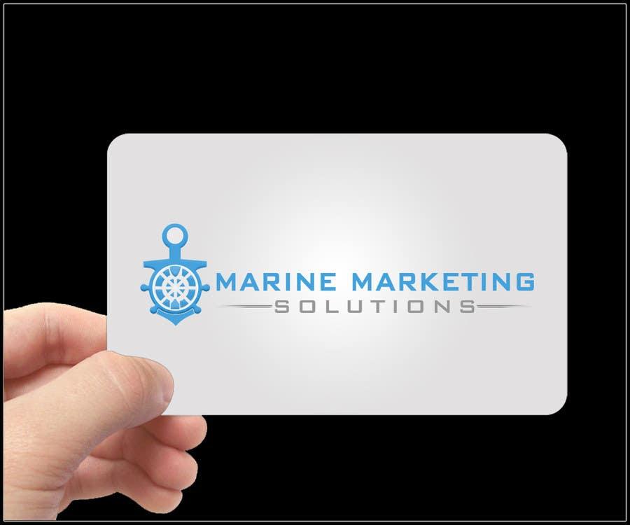 Kilpailutyö #43 kilpailussa Design a Logo for Marine Marketing Company